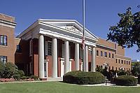 Toms River, New Jeresy.   The historic 1850 Courthouse on Washington Street
