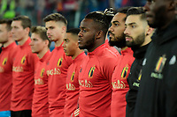 Michy Batshuayi forward of Belgium pictured  <br /> Saint Petersbourg  - Qualification Euro 2020 - 16/11/2019 <br /> Russia - Belgium <br /> Foto Photonews/Panoramic/Insidefoto <br /> ITALY ONLY