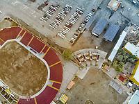 Rodeo Expogan, Juegos Mecanicos, UGRS Drone