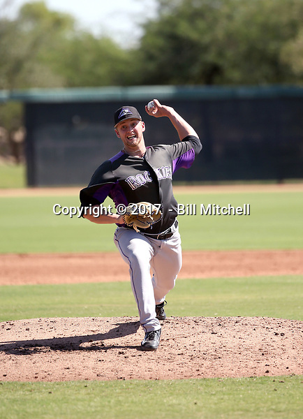 Lucas Gilbreath - 2017 AIL Rockies (Bill Mitchell)