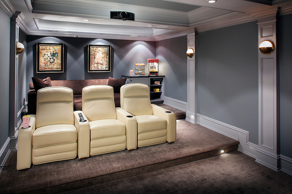 Home Theater Design on a Budget