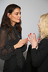"""Katie Holmes and Judith Light attends MCC Theater's Inaugural All-Star  """"Let's Play! Celebrity Game Night"""" at the Garage on November 03, 2019 in New York City."""