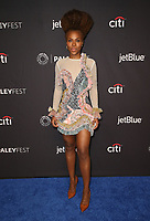 """24 March 2019 - Hollywood, California - DeWanda Wise. 2019 PaleyFest LA - """"The Twilight Zone"""" held at The Dolby Theater. <br /> CAP/ADM/FS<br /> ©FS/ADM/Capital Pictures"""