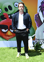 """10 August 2019 - Westwood, California - Beck Bennett. Sony's """"The Angry Birds Movie 2"""" Los Angeles Premiere held at Regency Village Theater.   <br /> CAP/ADM/BT<br /> ©BT/ADM/Capital Pictures"""
