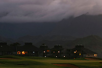 Twilight over the Makai Course in Princeville, Kauai