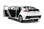 Car images of 2017 Hyundai Ioniq-Electric Electric-Limited 5 Door Hatchback Doors