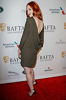 05 January 2019 - Los Angeles, California - Barbara Meier. the BAFTA Los Angeles Tea Party held at the Four Seasons Hotel Los Angeles. Photo Credit: AdMedia