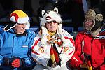BIATHLON - WC -  WOMEN - ANTERSELVA.. Germany's fan on 17/01/2013 in Anterselva / Antholz, Italy. ..© Pierre Teyssot