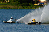 "Jim Aid, A-33 ""In Cahoots Again"", S-581, ""Twister""      (2.5 MOD class hydroplane(s)"