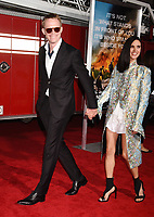 WESTWOOD, CA - OCTOBER 08: Actors Paul Bettany (L) and Jennifer Connelly arrive at the Premiere Of Columbia Pictures' 'Only The Brave' at Regency Village Theatre on October 8, 2017 in Westwood, California.<br /> CAP/ROT/TM<br /> &copy;TM/ROT/Capital Pictures
