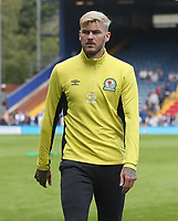 Blackburn Rovers' Ben Gladwin during the pre-match warm-up <br /> <br /> Photographer Rachel Holborn/CameraSport<br /> <br /> The EFL Sky Bet League One - Blackburn Rovers v Doncaster Rovers - Saturday August 12th 2017 - Ewood Park - Blackburn<br /> <br /> World Copyright &copy; 2017 CameraSport. All rights reserved. 43 Linden Ave. Countesthorpe. Leicester. England. LE8 5PG - Tel: +44 (0) 116 277 4147 - admin@camerasport.com - www.camerasport.com