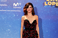 Clara Lago attends to Super Lopez premiere at Capitol cinema in Madrid, Spain. November 21, 2018. (ALTERPHOTOS/A. Perez Meca) /NortePhoto NORTEPHOTOMEXICO