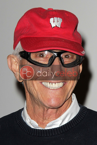 Jim Abrahams<br /> at a reunion of &quot;Airplane&quot; original castmembers and directors to film spots for the Wisconsin Department of Tourism, Air Hollywood, Pacoima, CA 09-19-13<br /> David Edwards/Dailyceleb.com 818-249-4998