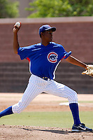 Miguel Sierra / AZL Cubs..Photo by:  Bill Mitchell/Four Seam Images