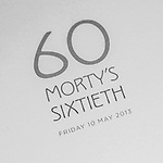 Morty's 60th