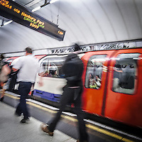 La metropolitana di Londra<br /> <br /> The London Underground