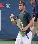 Ryan Harrison (USA) Defeats Lleyton Hewitt (AUS) 6-3, 7-5