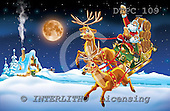 Eberle, Comics, CHRISTMAS SANTA, SNOWMAN, paintings, DTPC109,#X# Weihnachten, Navidad, illustrations, pinturas