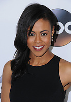 08 January 2018 - Pasadena, California - Vinessa Antoine. 2018 Disney ABC Winter Press Tour held at The Langham Huntington in Pasadena. <br /> CAP/ADM/BT<br /> &copy;BT/ADM/Capital Pictures