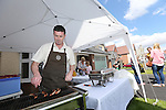 Redrow Homes Meet The Neighbours event at Parc Heol Gerrig, Merthyr Tydfil..25.05.13.©Steve Pope