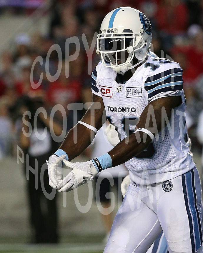 SJ Green-Toronto Argonauts-8july2017-Photo: Scott Grant