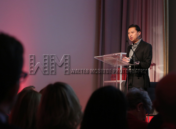 Gallant Law during the Scotiabank Giller Prize 25 Finalists: Between The Pages at the New Museum on November 7, 2018 in New York City.