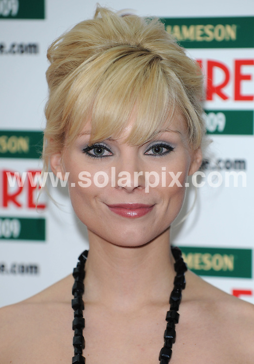 **ALL ROUND PICTURES FROM SOLARPIX.COM**.**WORLDWIDE SYNDICATION RIGHTS**.arrivals for The Empire Film Awards, Grosvenor House Hotel, London, UK. 29 March 2009..This pic: MyAnna Buring..JOB REF:  8740 SSD     DATE: 29_03_2009.**MUST CREDIT SOLARPIX.COM OR DOUBLE FEE WILL BE CHARGED**.**ONLINE USAGE FEE GBP 50.00 PER PICTURE - NOTIFICATION OF USAGE TO PHOTO @ SOLARPIX.COM**.**CALL SOLARPIX : +34 952 811 768 or LOW RATE FROM UK 0844 617 7637**