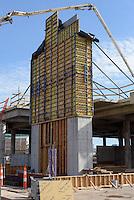 Boathouse at Canal Dock Phase II   State Project #92-570/92-674 Construction Progress Photo Documentation No. 08 on 21 February 2017. Image No. 04