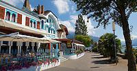 Restaurant in Montreaux - Switzerland