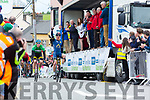 At The Ras Mumhan Cycle Race in Killorglin on Monday winner Matteo Ciagala, Aqua Blue Sport Academy