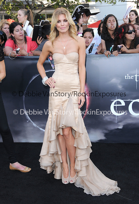 AnnaLynn McCord at the Summit Entertainment's Premiere of The Twilight Saga : Eclipse held at the Los Angeles Film Festival at Nokia Live in Los Angeles, California on June 24,2010                                                                               © 2010 Debbie VanStory / Hollywood Press Agency
