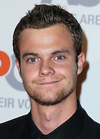 BEL AIR, CA, USA - OCTOBER 22: Jack Quaid arrives at the 2014 ASPCA Compassion Award Dinner Gala held at a Private Residence on October 22, 2014 in Bel Air, California, United States. (Photo by Xavier Collin/Celebrity Monitor)