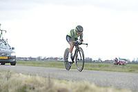 WIELRENNEN: HEERENVEEN: 04-04-2018, eerste etappe van de Healthy Ageing Tour in Heerenveen, ©foto Martin de Jong