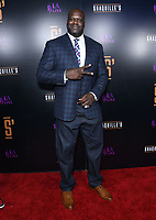 09 March 2019 - Los Angeles, California - Shaquille O'Neal. Grand Opening of Shaquille's at L.A. Live held at Shaquille's at L.A. Live. <br /> CAP/ADM/BT<br /> &copy;BT/ADM/Capital Pictures