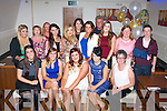 Rachel O'Connor, Knockmoyle, Tralee (seated centre) had a smashing time in La Scala, Tralee last Saturday night celebrating her 21st birthday along with many friends and family.