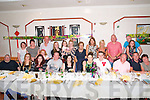 18th Birthday: James Canavan, Listowel, fourth from right front, celebrating his 18th birthday with family & friends at The Royal China Restaurant, Listowel on Saturday night last.