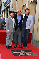 Joe Lewis, Jeffrey Tambor &amp; Mitchell Hurwitz at the Hollywood Walk of Fame Star Ceremony honoring actor Jeffrey Tambor. Los Angeles, USA 08 Aug. 2017<br /> Picture: Paul Smith/Featureflash/SilverHub 0208 004 5359 sales@silverhubmedia.com
