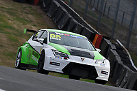 #95 Stewart LINES (GBR) Maximum Motorsport CUPRA TCR  during TCR UK Championship as part of the BRSCC TCR UK Race Day Oulton Park  at Oulton Park, Little Budworth, Cheshire, United Kingdom. August 04 2018. World Copyright Peter Taylor/PSP. Copy of publication required for printed pictures.
