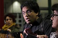 Activist Jaggi Singh in November 2013<br /> <br /> File Photo : Agence Quebec Presse   -  Pierre Roussel