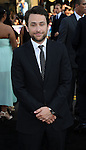 "Charlie Day arriving to the Los Angeles premiere of ""Pacific Rim"" held at the Dolby Theater on July 9, 2013."