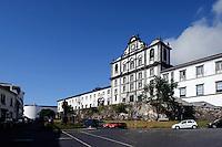 Igreja Matiz in Horta auf der Insel Faial, Azoren, Portugal