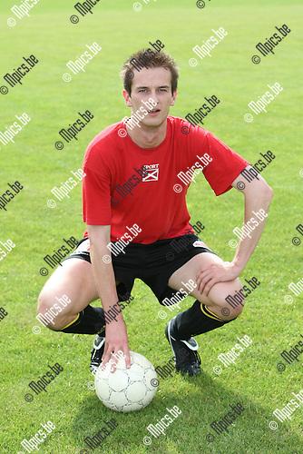 2009-07-26 / Voetbal / seizoen 2009-2010 / OG Vorselaar / Glenn Van den Heuvel..Foto: Maarten Straetemans (SMB)