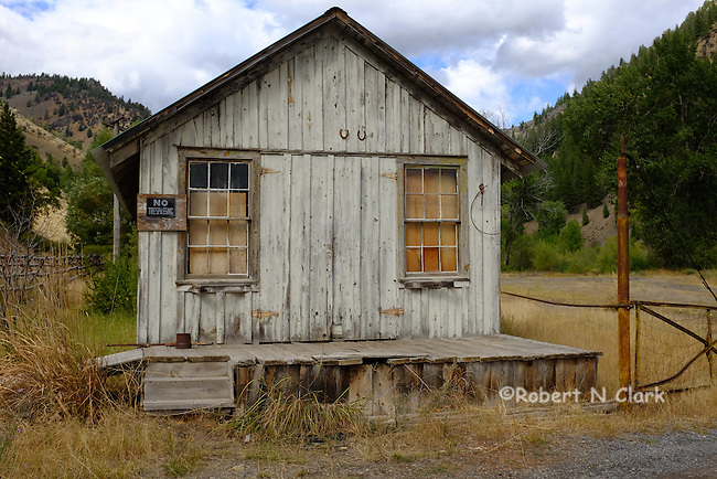 Relics of the past found in the mountains of Idaho