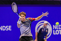 Rotterdam, Netherlands, December 15, 2017, Topsportcentrum, Ned. Loterij NK Tennis,  Robin Haase (NED) <br /> Photo: Tennisimages/Henk Koster