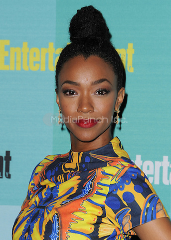 SAN DIEGO, CA - JULY 11:  Sonequa Martin-Green at the 2015 Entertainment Comic-Con Celebration at Float at Hard Rock Hotel on July 11, 2015 in San Diego, California. Credit: PGSK/MediaPunch