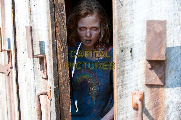 "Madison Lintz.in The Walking Dead (Season 2, Episode 7 ""Pretty Much Dead Already"").*Filmstill - Editorial Use Only*.CAP/NFS.Supplied by Capital Pictures."