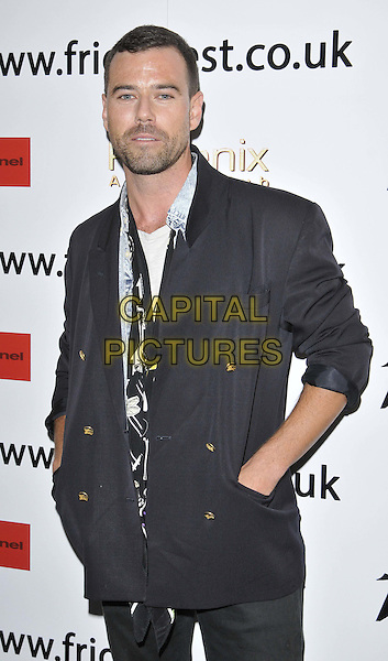 LONDON, ENGLAND - AUGUST 23: Joseph Beattie attends the &quot;The Sleeping Room&quot; UK film premiere, Film4 FrightFest day 3, Vue West End cinema, Leicester Square, on Saturday August 23, 2014 in London, England, UK. <br /> CAP/CAN<br /> &copy;Can Nguyen/Capital Pictures