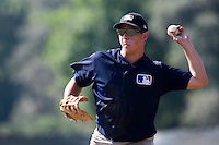Baseball - MLB Academy - Tirrenia (Italy) - 19/08/2009 - Phillip Brenner (Austria)