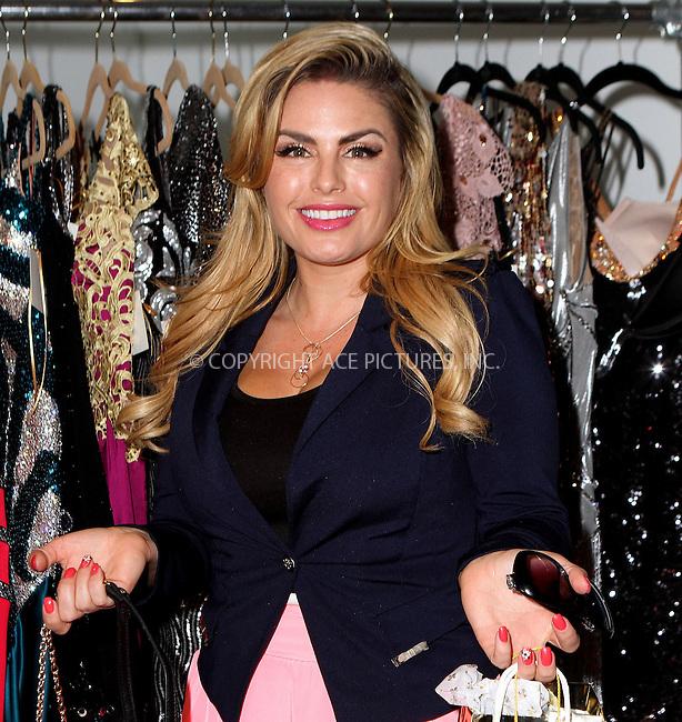 ACEPIXS.COM<br /> <br /> February 18 2015, LA<br /> <br /> Actress Tia Barr attends the Roger Neale Style Suite on February 19 2015 in LA<br /> <br /> By Line: Nancy Rivera/ACE Pictures<br /> <br /> ACE Pictures, Inc.<br /> www.acepixs.com<br /> Email: info@acepixs.com<br /> Tel: 646 769 0430