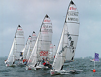 Spa Regatta 2000 - 49'er